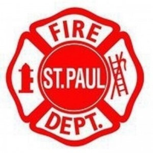 ST PAUL FIREFIGHTER DIES IN QUARTERS