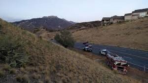 BRAKES FAIL – RIDE CRASHES INTO HILL IN UTAH