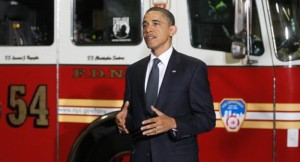 PRESIDENT OBAMA TO ATTEND NATIONAL FALLEN FIREFIGHTERS MEMORIAL SERVICE THIS WEEKEND