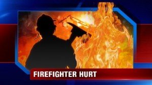 FFs FALL THRU FLOOR OF UTAH HOUSE FIRE