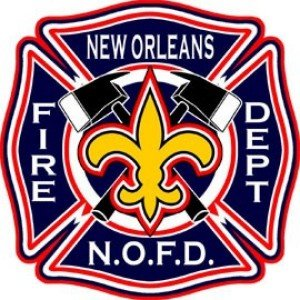 SHOTS FIRED AT NEW ORLEANS FIREFIGHTERS BY AN OCCUPANT AT WORKING HOUSE FIRE
