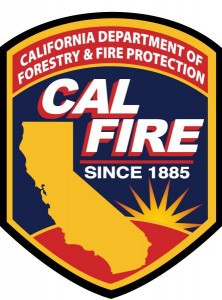 CalFIRE FIREFIGHTER INJURED IN RESPONDING APPARATUS ROLLOVER CRASH
