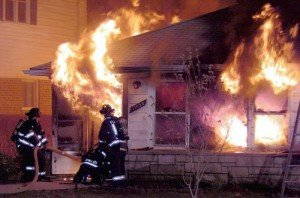 FIREFIGHTER KILLED IN THE LINE OF DUTY, 2ND FF CRITICALLY BURNED AT ILLINOIS HOUSE FIRE WITH CIVILIANS TRAPPED