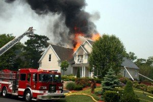 CAPE COD FIREFIGHTERS HURT AT WORKING HOUSE FIRE