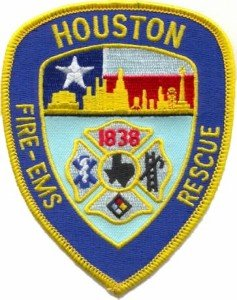 HOUSTON FIRE APPARATUS CRASH INJURES PREGNANT WOMAN & FIREFIGHTER