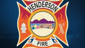 NV FIREFIGHTER SUFFERS INJURY AT FIRE