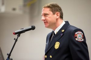 North Charleston fire chief helps start firefighter cancer database