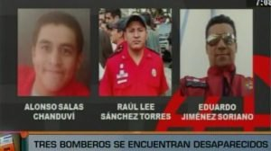 3 FIREFIGHTERS KILLED IN THE LINE OF DUTY-Lima, Peru-Structural Fire