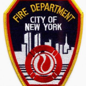 4 FDNY FIREFIGHTERS INJURED AT FIRE – 1 SERIOUS