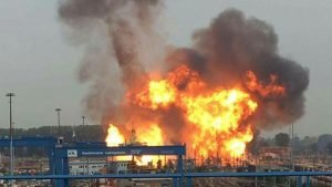 LODD's IN GERMANY AFTER BASF EXPLOSION