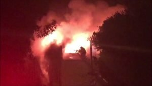 3 SF FIREFIGHTERS INJURED AT FIRE IN THE CASTRO