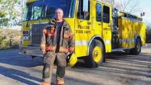 Firefighter's suicide shines light on PTSD in profession