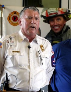 BELOVED TEXAS FIRE CHIEF JD GARDNER PASSES – R.I.P.