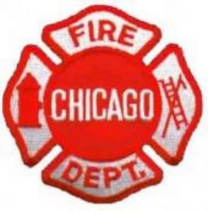 CHICAGO FIREHOUSE HIT BY GUNFIRE