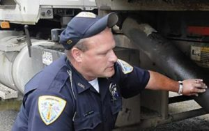 POLICE OFFICER GUNNED DOWN WAS ALSO A FIREFIGHTER