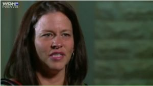 WIFE OF FIREFIGHTER WHO COMMITTED SUICIDE SPEAKS OUT