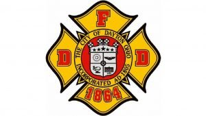 FIREFIGHTER THRU THE FLOOR IN DAYTON