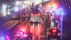 POLICE OFFICER KILLED AT FIRE APPARATUS FATAL CRASH SCENE – OHIO