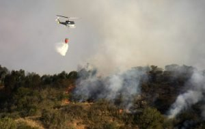 3 FIREFIGHTERS KILLED IN THE LINE OF DUTY-WILDLAND FIRE-CHILE