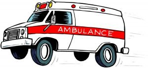 SWEDISH AMBULANCES TAKE OVER CAR RADIOS!