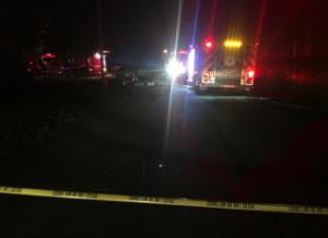 FIREFIGHTER SEVERLY INJURED IN AL TRAILER FIRE