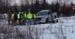 WISCONSIN FIREFIGHTER KILLED IN THE LINE OF DUTY, Crash While On Detail