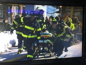WATERTOWN (MA) FIREFIGHTER DIES IN THE LINE OF DUTY AT WORKING FIRE