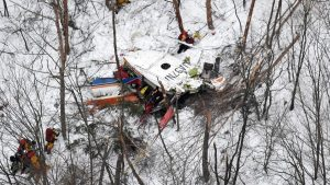 7 JAPAN FIREFIGHTERS KILLED IN HELICOPTER CRASH-LODD