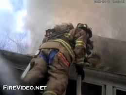 RANDOLPH, NJ FIREFIGHTER CLOSE CALL VIDEO