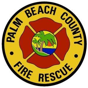 FIREFIGHTER INJURED AT FL FIRE