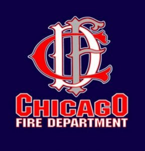 CHICAGO FIREFIGHTER INJURED AT FIRE