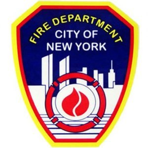 FDNY FIREFIGHTER CRITICALLY INJURED AFTER 5 STY FALL