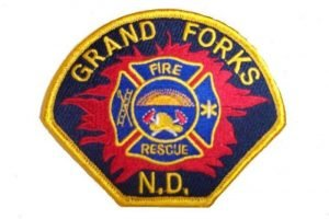 FIREFIGHTER INJURED AT ND MACHINE FIRE