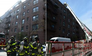 FDNY FIREFIGHTER GRAVELY INJURED AFTER FALL