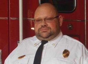 ON-DUTY FIREFIGHTER DEATH IN NC