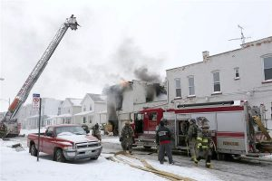 OWNER GOES TO TRIAL 3 YEARS AFTER TOLEDO FIREFIGHTERS DEATHS