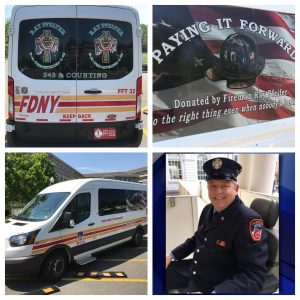 RIP FDNY FIREFIGHTER RAY PFEIFER …Always Doing The Right Thing When No One Was Ever Looking.
