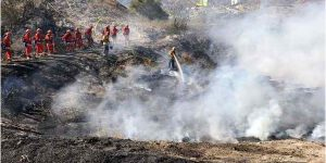 CALIF. FIREFIGHTERS STUMBLE UPON ILLEGAL MEDICAL DUMP, SYRINGES