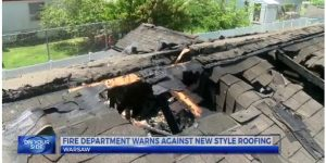 NC FIREFIGHTER'S ROOF FALL PROMPTS BUILDING CONSTRUCTION WARNING