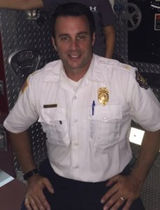 OHIO FIREFIGHTER CANCER DEATH : Recent Law Was Named After This (Now) Fallen Fire Fighter.