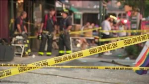 23 FDNY FIREFIGHTERS INJURED IN 24HR PERIOD AT MULTIPLE FIRES