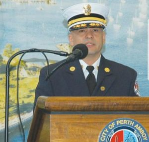 UPDATE: Perth Amboy Fire Chief Reportedly Takes His Own Life
