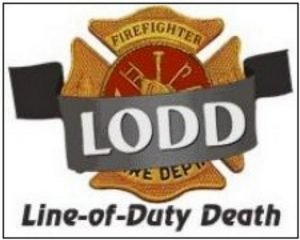NEW JERSEY FIREFIGHTER LINE OF DUTY DEATH DURING TRAINING-MEDICAL EMERGENCY