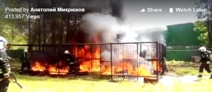 INSANE FIREFIGHTER TRAINING VIDEO