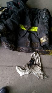 2 DETROIT FIREFIGHTERS BURNED IN FLASHOVER