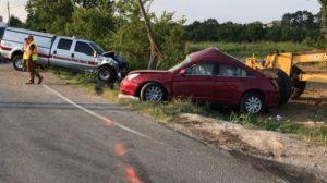 FATAL RESPONDING CRASH IN TN