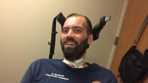 FIREFIGHTER REGAINS CONSCIOUSNESS, SPEAKS AFTER JUNE INJURY