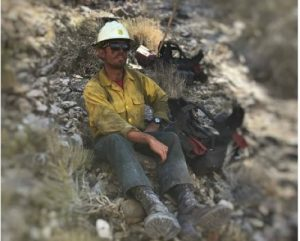 FIREFIGHTER KILLED IN MONT. WAS CALF. HOTSHOT