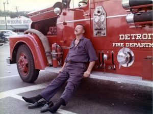 TIME LOOKS FIREFIGHTERS' RISKS, ROLES IN 1967 DETROIT RIOTS