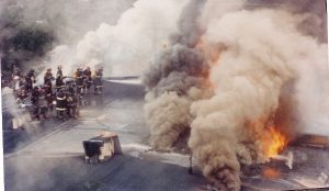 REMEMBERING 6 FIREFIGHTERS KILLED IN THE LINE OF DUTY 39 YEARS AGO TODAY-THE WALDBAUMS FIRE